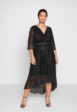 TFNC Curve - TEGEAN - Cocktailkleid/festliches Kleid - black