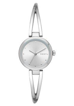 DKNY - CROSSWALK - Montre - silver-coloured