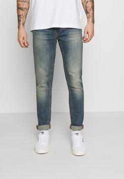 Blend - SCRATCHES - Jeans Slim Fit - denim vintage blue