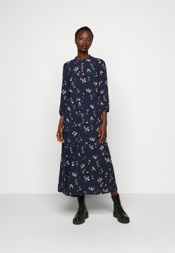 YAS Tall - YASPLEANA LONG DRESS SPRING - Hverdagskjoler - navy blazer