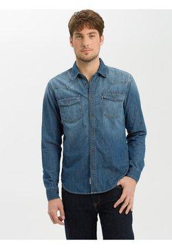 Cross Jeans - Hemd - mid-blue