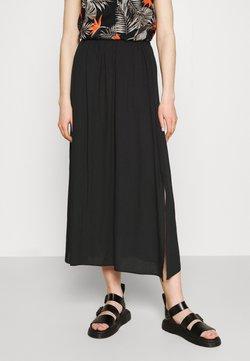 Vero Moda - VMSIMPLY EASY SKIRT - Jupe longue - black