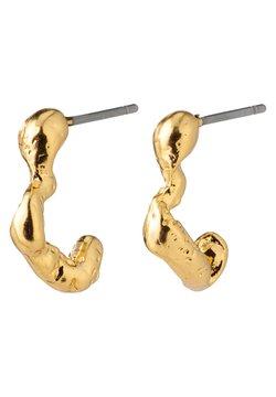 Pilgrim - Örhänge - gold plated