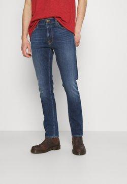 Nudie Jeans - LEAN DEAN - Jeans slim fit - indigo myth