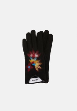 Desigual - GLOVES LOVELY - Fingerhandschuh - black