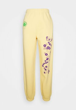 NEW girl ORDER - DIVINE INTENTIONS JOGGERS  - Jogginghose - yellow