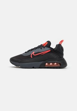Nike Sportswear - AIR MAX 2090 UNISEX - Baskets basses - black/radiant red/anthracite/white