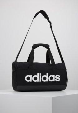 adidas Performance - LIN DUFFLE XS UNISEX - Sporttas - black/white