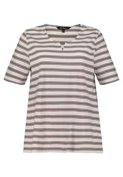 Ulla Popken - T-Shirt print - white