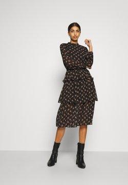 Vila - VIMUL DRESS - Korte jurk - black