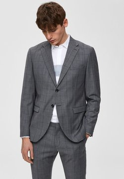 Selected Homme - Anzugsakko - gray