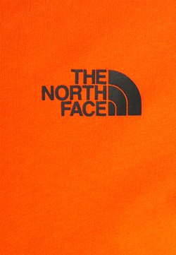 The North Face - REDBOX TEE   - T-shirt med print - flame