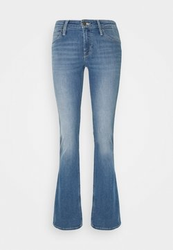 Lee - HOXIE - Jeans bootcut - mid iris