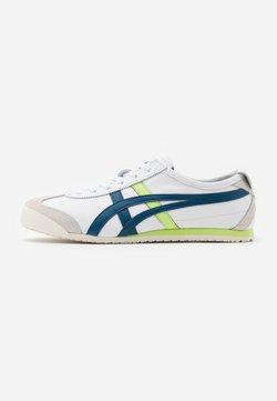 Onitsuka Tiger - MEXICO 66 - Sneakers laag - white/mako blue