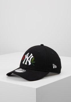 New Era - MENS TWINE MLB 9FORTY - Lippalakki - black