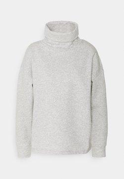 JDY - JDYTILDE COWLNECK  - Sweatshirt - light grey melange