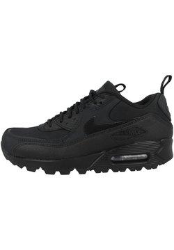 Nike Sportswear - AIR MAX 90 SURPLUS - Sneakers laag - black-black-infrared
