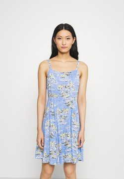 GAP - CAMI DRESS - Korte jurk - blue