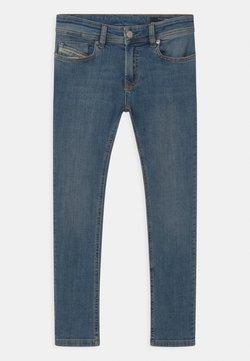 Diesel - SLEENKER UNISEX - Jeans Slim Fit - blue denim