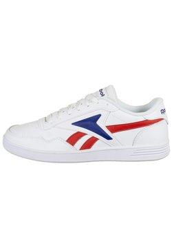 Reebok - ROYAL - Sneaker low - white / instinct red / deep cobalt