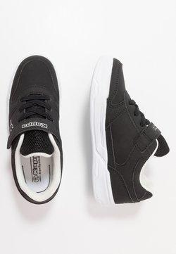 Kappa - DALTON ICE - Sportschoenen - black/white