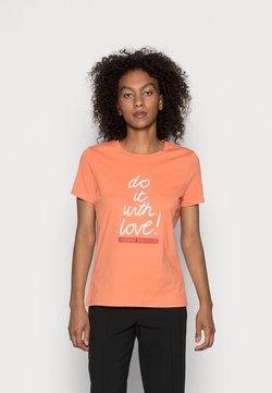 Tommy Hilfiger - SLOGAN - T-Shirt print - summer sunset
