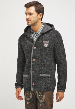Stockerpoint - Strickjacke - grau