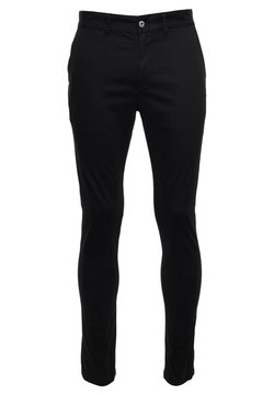 Superdry - CORE STRAIGHT - Chinot - black