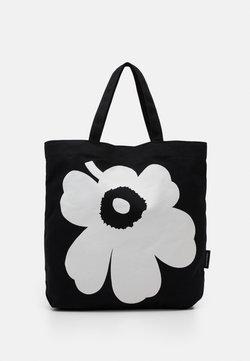 Marimekko - TORNA UNIKKO BAG - Shopping bag - black