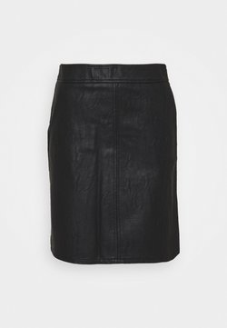 Dorothy Perkins Tall - A-line skirt - black