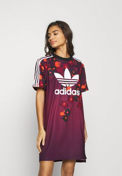 adidas Originals - GRAPHICS SPORTS INSPIRED REGULAR DRESS - Trikoomekko - multicolor