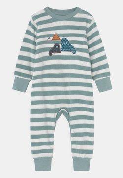 Sense Organics - RETRO BABY ROMPER  - Pyjama - aqua