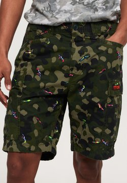 Superdry - Shorts - green