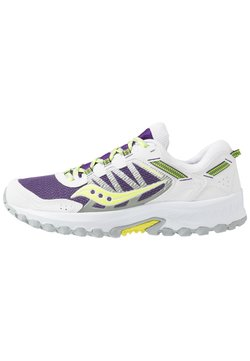 Saucony - EXCURSION TR13 - Sneakers laag - purple/citron