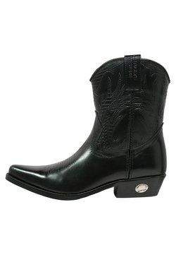 Kentucky's Western - Cowboy-/Bikerstiefelette - black