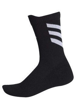 adidas Performance - ALPHASKIN PRIMEGREEN CUSHIONED CREW - Sportsocken - black