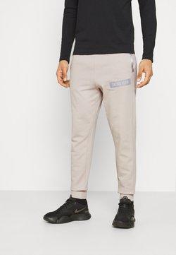 Calvin Klein Performance - PANT - Jogginghose - beige