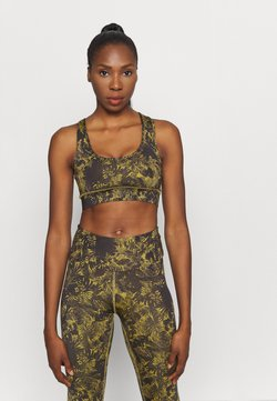 Hey Honey - BRA HAWAII - Sujetador deportivo - olive