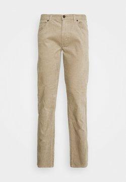 Lee - DAREN ZIP FLY - Pantaloni - beige