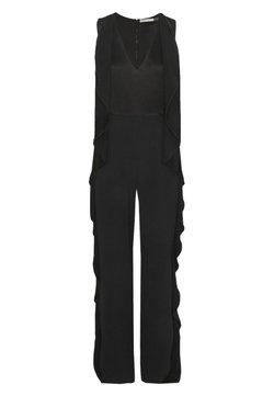 Alice + Olivia - VOLANCE - Jumpsuit - black