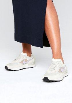 Nike Sportswear - WAFFLE ONE - Baskets basses - summit white/infinite lilac/light bone/green glow