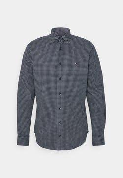 Tommy Hilfiger Tailored - GEO DOT - Businesshemd - navy/light blue