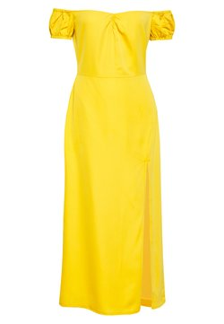Fashion Union - ELZA - Day dress - mustard yellow