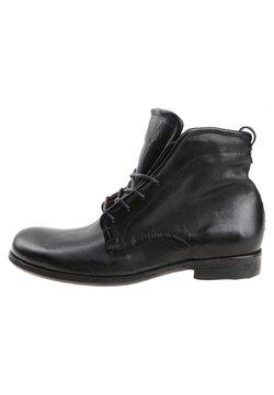 A.S.98 - Schnürstiefelette - black