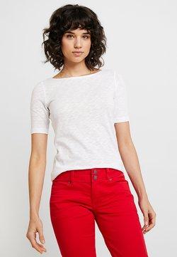 Marc O'Polo - SHORT SLEEVE BOAT NECK - T-Shirt basic - white