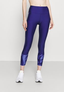 Under Armour - TONAL  - Tights - light blue