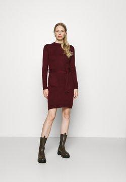 Anna Field - Vestido de tubo - dark red