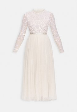 Needle & Thread - TEMPEST BALLERINA DRESS - Robe de soirée - champagne/pink