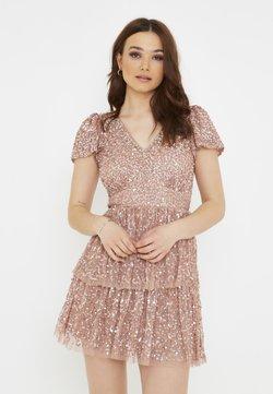BEAUUT - Cocktailkleid/festliches Kleid - pale mauve
