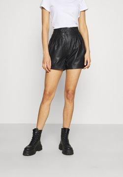 YAS - YASBINE - Shorts - black